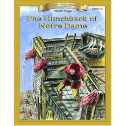 The Hunchback of Notre Dame 10 Chapter Classic Read-along PDF eBook with Activities and Narration