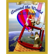 Around the World in 80 Days PDF eBook with STUDENT ACTIVITY LESSONS