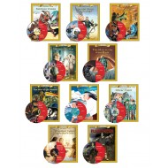 All 10 Classic Read-alongs Level 3 PDF eBooks with Activities and Audio MP3s DOWNLOAD