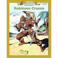 Robinson Crusoe PDF eBook with STUDENT ACTIVITY LESSONS