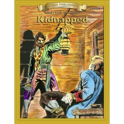 Kidnapped 10 Chapter Classic Read-along PDF eBook with Activities and Narration