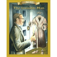 The Invisible Man PDF eBook with STUDENT ACTIVITY LESSONS