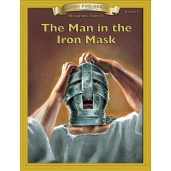 The Man in the Iron Mask 10 Chapter Classic Read-along PDF eBook with Activities and Narration