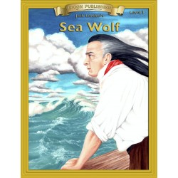 Sea Wolf 10 Chapter Classic Read-along PDF eBook with Activities and Narration