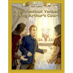 A Connecticut Yankee in King Arthur's Court 10 Chapter Classic Read-along PDF eBook with Activities and Narration