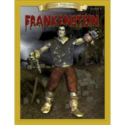 Frankenstein 10 Chapter Classic Read-along PDF eBook with Activities and Narration