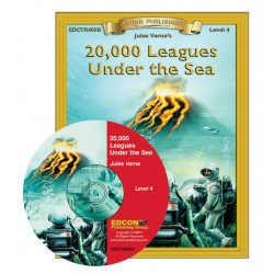 Twenty Thousand Leagues Under the Sea PDF eBook with STUDENT ACTIVITY LESSONS