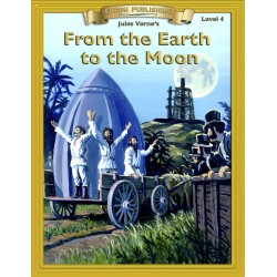 From the Earth to the Moon PDF eBook with STUDENT ACTIVITY LESSONS