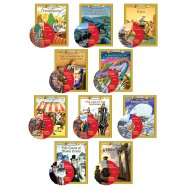 All 10 Classic Read-alongs Level 5 PDF eBooks with Activities and Audio MP3s DOWNLOAD