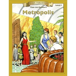 Metropolis 10 Chapter Classic Read-along PDF eBook with Activities and Narration