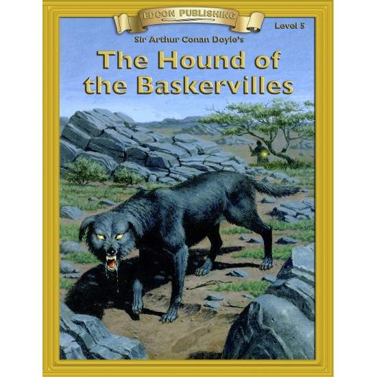 The Hound of the Baskervilles PDF eBook with STUDENT ACTIVITY LESSONS