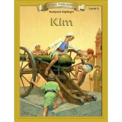 Kim 10 Chapter Classic Read-along PDF eBook with Activities and Narration