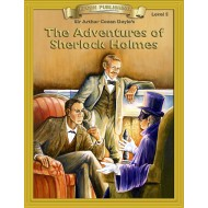 The Adventures of Sherlock Holmes PDF eBook with STUDENT ACTIVITY LESSONS