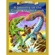 A Journey to the Center of the Earth 10 Chapter Classic Read-along PDF eBook with Activities and Narration