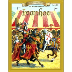 Ivanhoe PDF eBook with STUDENT ACTIVITY LESSONS