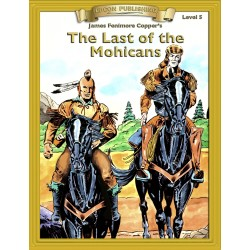 Last of the Mohicans PDF eBook with STUDENT ACTIVITY LESSONS