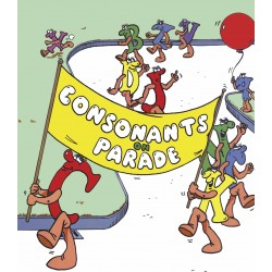 Consonants on Parade Lesson 10: The Letters Q and T