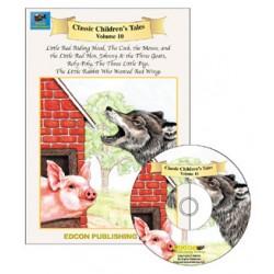 Classic Children's Tales Read-Along Volume 10
