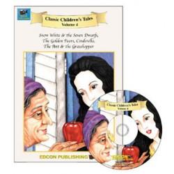 Classic Children's Tales Read-Along Volume 4