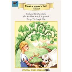 Classic Children's Tales Book Volume 6