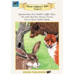 Classic Children's Tales Book Volume 8