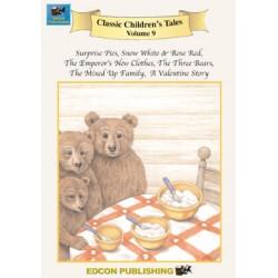 Classic Children's Tales Book Volume 9