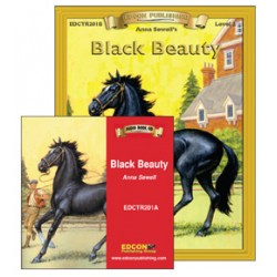 Black Beauty Book and Audio CD
