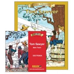 Tom Sawyer Book and Audio CD