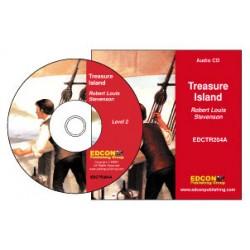 Bring the Classics to Life - Audio CD: Treasure Island Audio CD