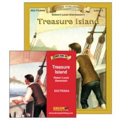 Treasure Island  Book and Audio CD