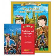The Prince and the Pauper Book and Audio CD