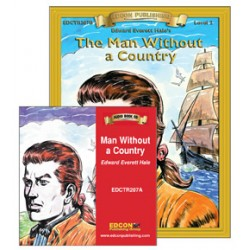 Man Without a Country Book and Audio CD
