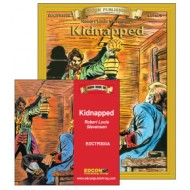 Kidnapped Book and Audio CD