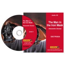 The Man in the Iron Mask - Alexandre Dumas - Grade 3 Reading Level Audio CD: