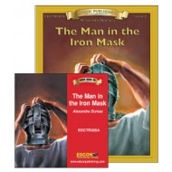 The Man in the Iron Mask Book and Audio CD
