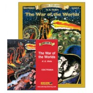 The War of the Worlds with Audio CD