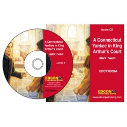 A Connecticut Yankee in King Arthur's Court - Grade 3 Reading Level Audio CD
