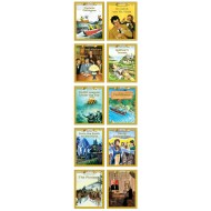 All 10 Reading Level 4 Printed Books
