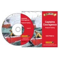 Captains Courageous Audio CD