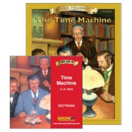 The Time Machine Book with Audio CD