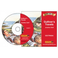 Gulliver's Travels Audio CD