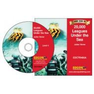 Twenty Thousand Leagues Under the Sea Audio CD