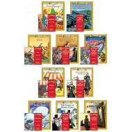All 10 Level 5 Books and Audio CD's