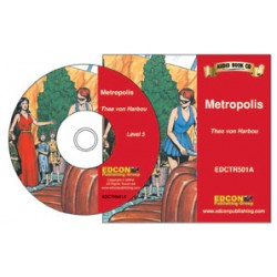 Metroplois Audio CD