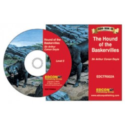 Hound of the Baskervilles Audio-Book CD