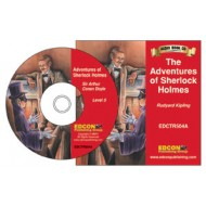 The Adventures of Sherlock Holmes Audio-Book CD