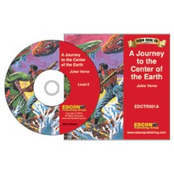 A Journey to the Center of the Earth Audio CD