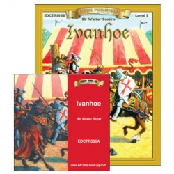 Ivanhoe Book with Audio CD