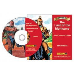 Last of the Mohicans Audio CD
