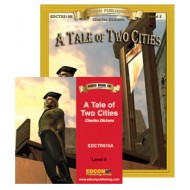 A Tale of Two Cities Book with Audio CD